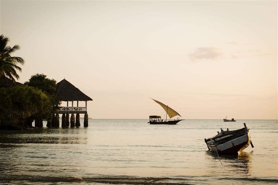 ZanzibarBeachandsunset